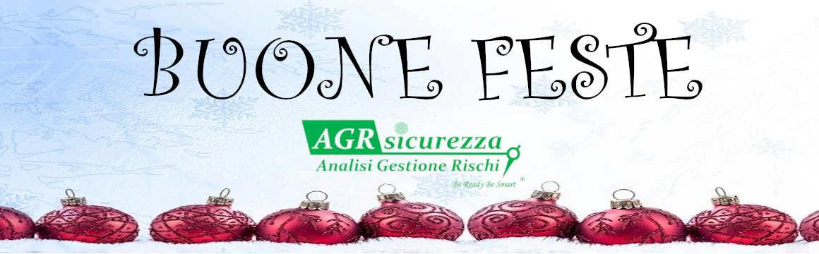AGRsicurezza Buone Feste