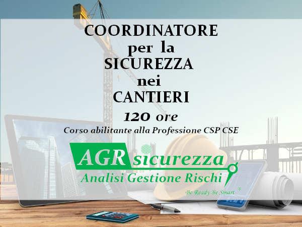 Corso Coordinatori per la Sicurezza Ancona