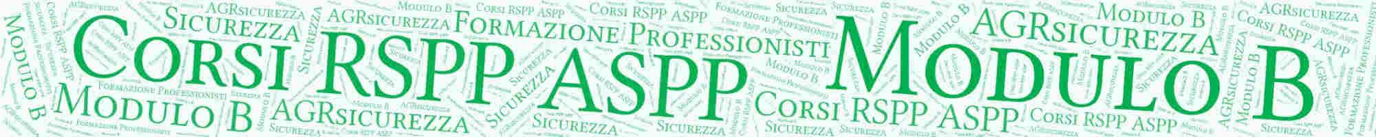 corso modulo b rspp aspp