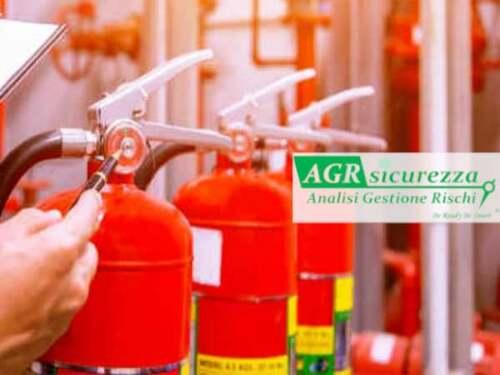aggiornamento antincendio rischio medio