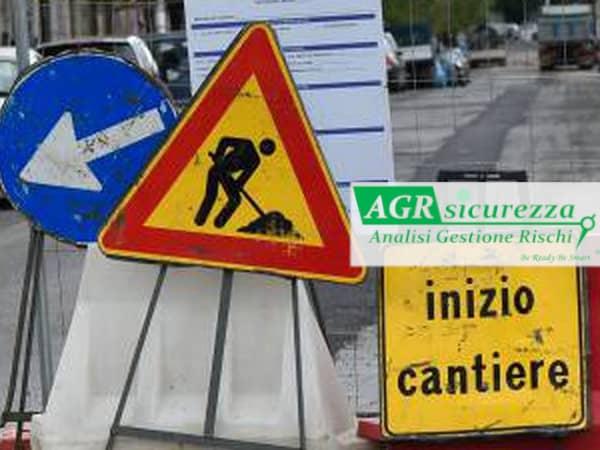 corso lavoratori segnaletica stradale ancona